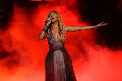 Beyonce Wows Jay-Z in 'American Idol' Rehearsal - The Juice ... | American Idol | Scoop.it