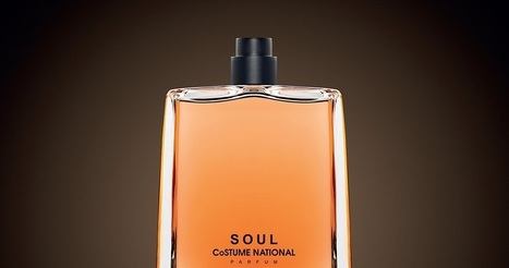 """Soul"" Perfume by CoSTUME NATIONAL 