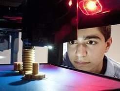 Area's only 3-D printing studio now open in Herndon - Fairfaxtimes.com   Peer2Politics   Scoop.it
