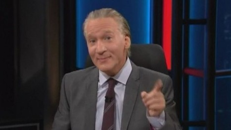 Bill Maher slams undecided voters: 'dipsh*ts' should stay home | Daily Crew | Scoop.it