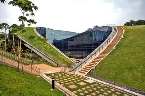 Green Roof Design: 10 Stunning, Sustainable Works of Architecture | Top CAD Experts updates | Scoop.it