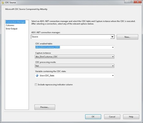 CDC in SSIS for SQL Server 2012   Microsoft Business Intelligence (MSBI)   Scoop.it
