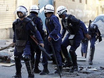 Bahrain crackdown: Tactics & weapons imported from UK   -  No Bahrain F1! | Human Rights and the Will to be free | Scoop.it