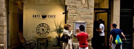Coworking Paris - Anticafe.fr | Revue des Espaces Co... ici et ailleurs | Scoop.it