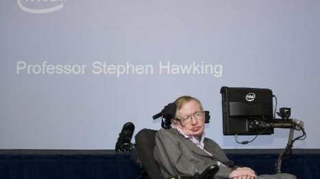 Hawking's speech software goes open source for disabled | Health and Wellness | Scoop.it