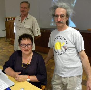 Cahors. Une universitaire vient témoigner sur Fukushima - La Dépêche | Du bout du monde au coin de la rue | Scoop.it