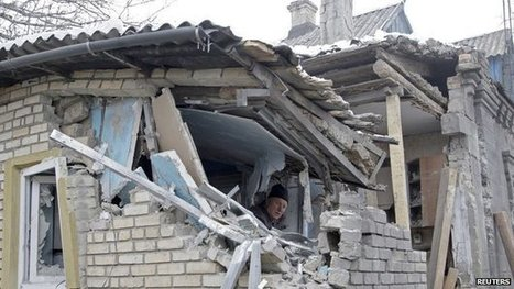 Battles rage in eastern Ukraine   Information wars   Scoop.it