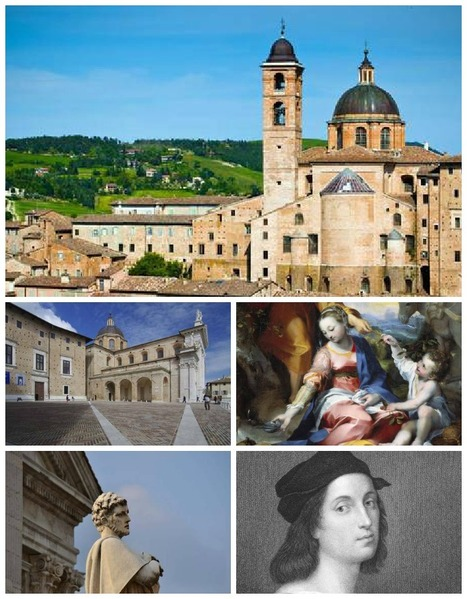36 Hours In... Urbino - Telegraph | Didactics and Technology in Education | Scoop.it