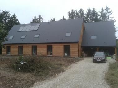 La naissance d'une maison en bois, étapes de construction   La maison bois   Scoop.it