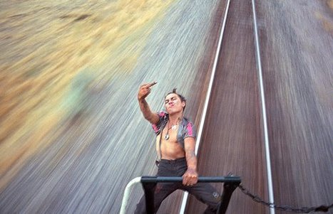 Flavorwire » Captivating Photographs of Punk Hobos and Hippie ... | free weezy :))) | Scoop.it