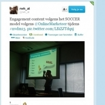 [Presentatie] Het SOCCER-model van contentengagement | Rwh_at | Scoop.it