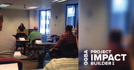 Golden Gate Business Association Impact Builder II Workshop • Anna Colibri | Digital Marketing | Scoop.it