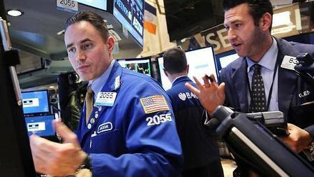 Stocks cheer dollar fall; Dow adds 150 points despite Intel 3.5% decline | EconMatters | Scoop.it