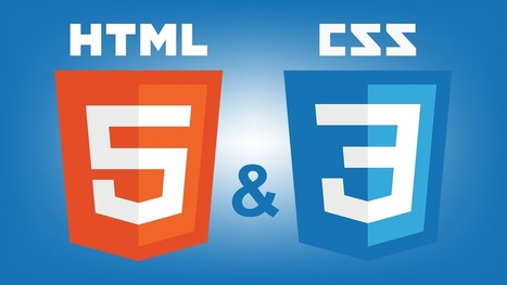 The Basics of HTML5 and CSS3 - Tutorial for Beginners - 2016 | Bazaar | Scoop.it