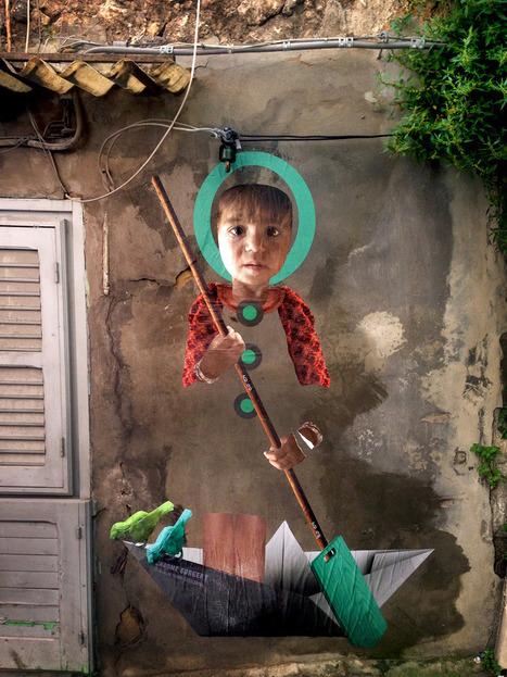CHROME SURGERY (Agrigento, Italy) - Artist - Global Street Art...   Readin' 'n' Writin'   Scoop.it