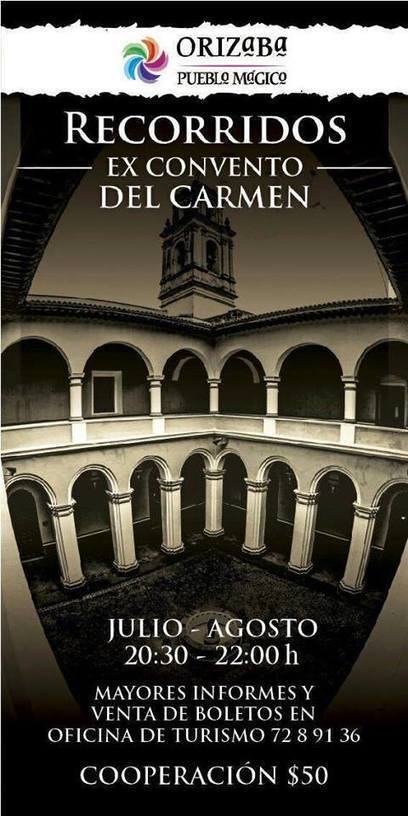 Ex Convento del Carmen en Orizaba, Veracruz, México   Asómate   Educacion, ecologia y TIC   Scoop.it