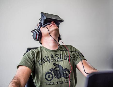 Here Come Interactive Virtual Reality Movies, via Oculus | cool stuff from research | Scoop.it