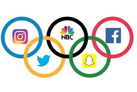 With Rio 2016 Just Days Away NBC Announces Their Full Social Media Push | SportonRadio | Scoop.it