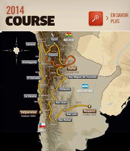 Sitio oficial del rally raid Dakar | Paris Dakar en Chile 2014. | Scoop.it