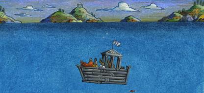 Iphigénie, Jonas et le sacrifice de la Grèce | Union Européenne, une construction dans la tourmente | Scoop.it
