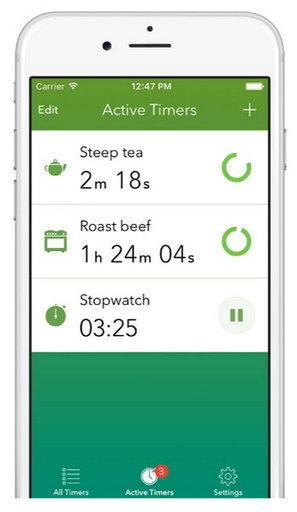 Timeglass, un excelente minutero en tu smartphone para ejercicios, comidas y rutinas diarias - Geek's Room | Educacion, ecologia y TIC | Scoop.it