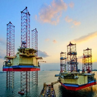 Take A Look At The World's Largest Jack-Up Rig | Akela Training | Scoop.it
