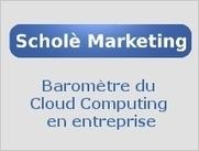 Baromètre du Cloud Computing en entreprise - Evoliz | Cloud Privé - Private Cloud - Private SaaS IaaS PaaS- Hybrid - Public - Hybride - | Scoop.it