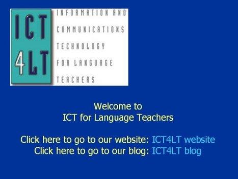 ICT4LT | ICT4Languages | Scoop.it