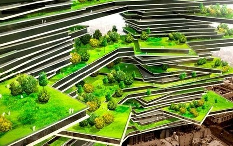 Flying Planes Skyscraper in Paris | Green Architecture | Scoop.it