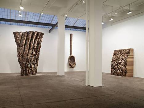 Ursula von Rydingsvard | Art Installations, Sculpture, Contemporary Art | Scoop.it