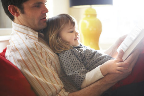 Science Proves Reading To Kids Really Does Change Their Brains | Readnlearn | Scoop.it