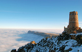 A Sea of Clouds Fills the Grand Canyon | The Blog's Revue by OlivierSC | Scoop.it