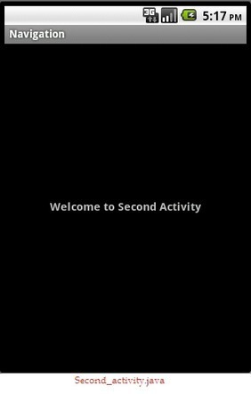 How to switch from one activity to another in Android? | Android Development for all | Scoop.it