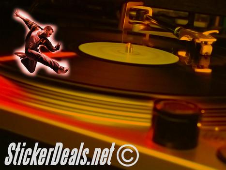 Sell Your Music – Design An Innovative CD Jacket | Sticker Deals Blog | StickerDeals | Scoop.it