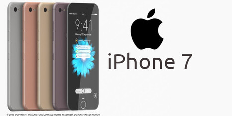 iPhone 7 won't have a major design change, reports WSJ | Mobile Technology | Scoop.it