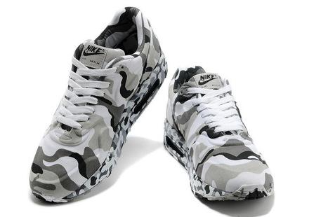UK Nike Air Max 1 France SP Camouflage White Black Cheap Online | Chamonix Chalet Chrishtmas | Scoop.it