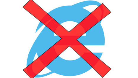 Reminder: Today Is The Day Microsoft Pulls Support For Internet Explorer 8, 9, And 10 For Good | Tools You Can Use | Scoop.it