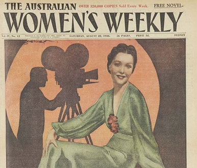 A fashionable look back at the Australian Women's Weekly's first 50 ... | 1950's in Australia | Scoop.it