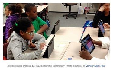 iPad in Education: Huge New Rollout in Minnesota, Huge LA Project Suspended   TabletAcademyNW   Scoop.it