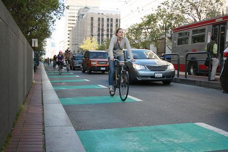 What 20 Percent of Trips by Bike Looks Like in Aarhus, Denmark   Streetsblog San Francisco   velocosm   Scoop.it