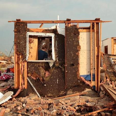 Devastating Photos of the Oklahoma Tornado Aftermath | Prozac Moments | Scoop.it