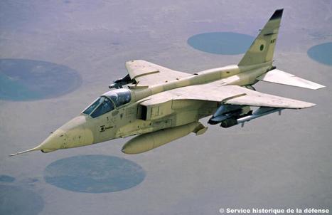 Twitter / TheatrumBelli: L'avion de chasse #JAGUAR ... | Défense et aéronautique | Scoop.it