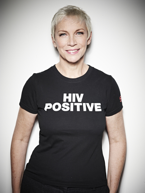 Annie Lennox backs Waverley Care's HIV awareness campaign | Today's Edinburgh News | Scoop.it