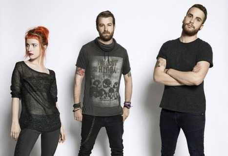 They're No. 1: Catching up with Hayley Williams about Paramore's ... | Paramoreband | Scoop.it