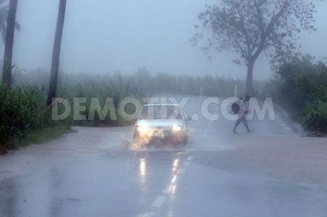 Cyclone Bejisa causes damages in Saint-Leu | Coup d'œil sur La Réunion | Scoop.it