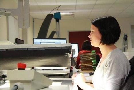 High-tech. Archimaine, expert de la num&eacute;risation d'archives &agrave; Laval  <br/>[vid&eacute;o] | Nos Racines | Scoop.it