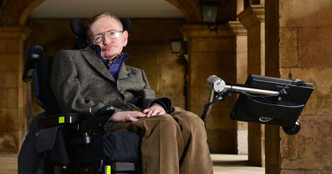 Stephen Hawking Angers Trump Supporters with Baffling Array of Long Words - The New Yorker | PoliticalSci | Scoop.it