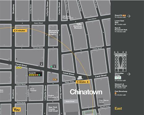 New Work: NYC Wayfinding   New at Pentagram   Smart Cities   Scoop.it