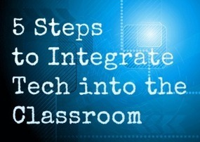 5 Steps to Integrate Tech into the Classroom | educationideas | Scoop.it