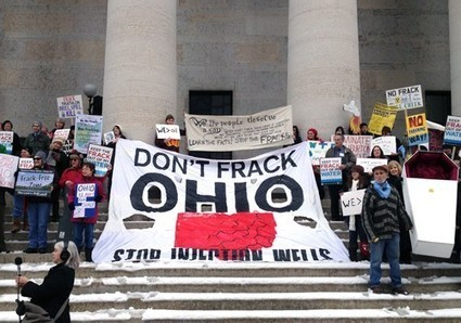 Ohioans Lobby for Support of Proposed Fracking Legislation at Statehouse Protest   EcoWatch   Scoop.it